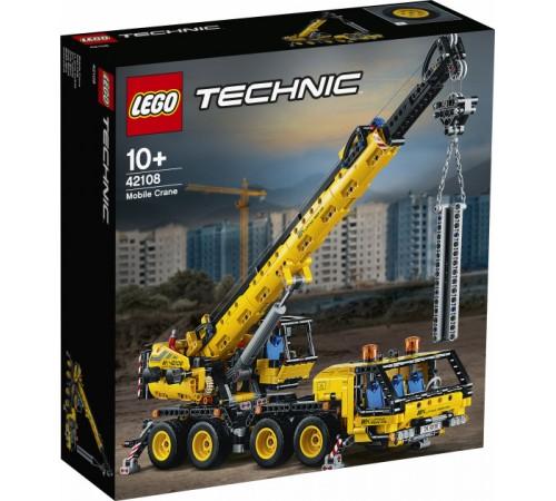"""Jucării pentru Copii - Magazin Online de Jucării ieftine in Chisinau Baby-Boom in Moldova lego technic 42108 construcor """"macara mobilă"""" (1292 el.)"""