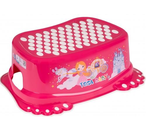 """tega baby Подставка для ножек """"Принцесса"""" lp-006-123 розовый"""