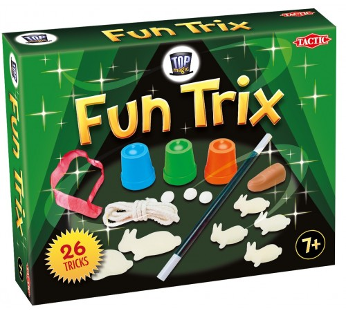"Jucării pentru Copii - Magazin Online de Jucării ieftine in Chisinau Baby-Boom in Moldova tactic 53707 set de magician ""fun trix multi"""