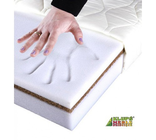klups Матраc komfort 120/60/10 см