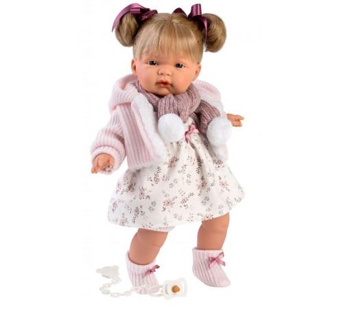 "llorens Интерактивная кукла ""joelle llorona"" 38350 (38 см.)"
