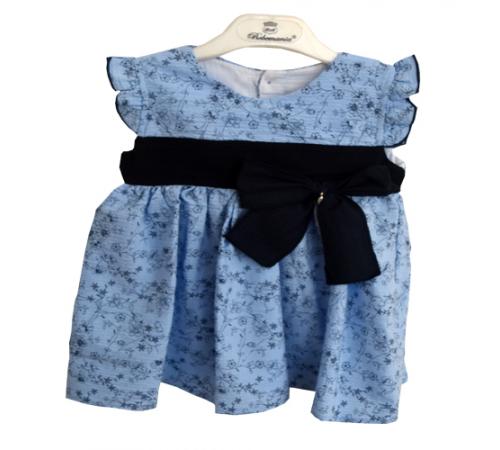 bebemania 9075 Платье голубое