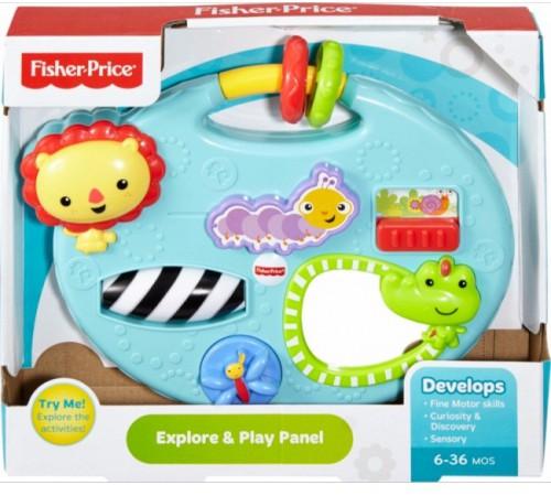 """fisher-price cmy39 Игровая панель """"Маленький исследователь"""""""