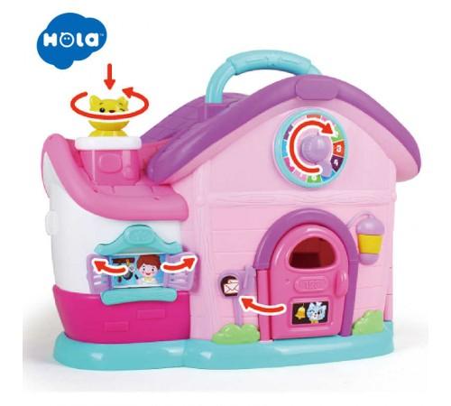 "hola toys 3128b set de joc ""casuta"""