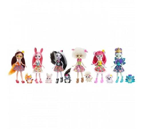 enchantimals dvh87 Кукла с любимой зверюшкой (в асс) dvh87