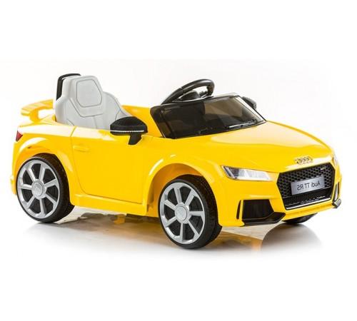 "chipolino Машина на аккумуляторе ""audi tt rs"" elkaut184ye жёлтый"