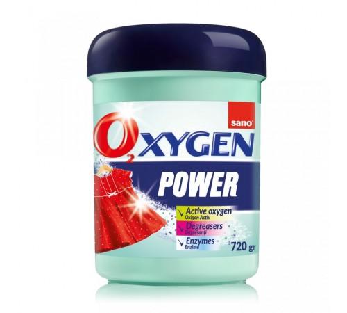 praf indepartare pete fara clor sano 2 in 1 oxygen powder 720gr 351491