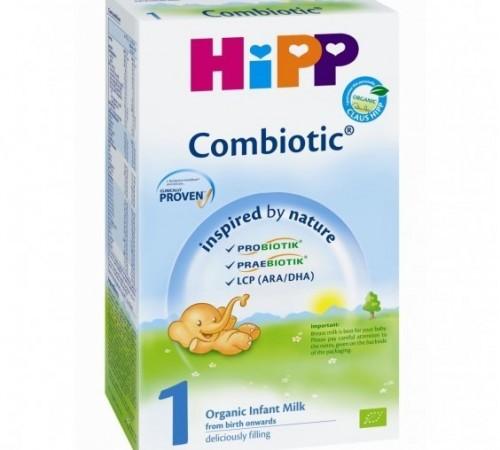 hipp 2013 combiotic 1 (0-6m.) 800 гр.