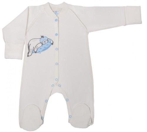 """Одежда для малышей в Молдове veres 101.81-11.56 Комбинезон """"lazy day girl"""" (р.56)"""