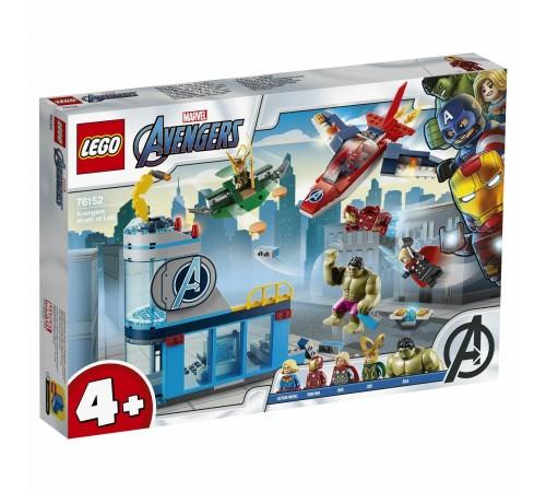 "lego avengers 76152 Конструктор ""Мстители Гнев Локи"" (223 дет.)"