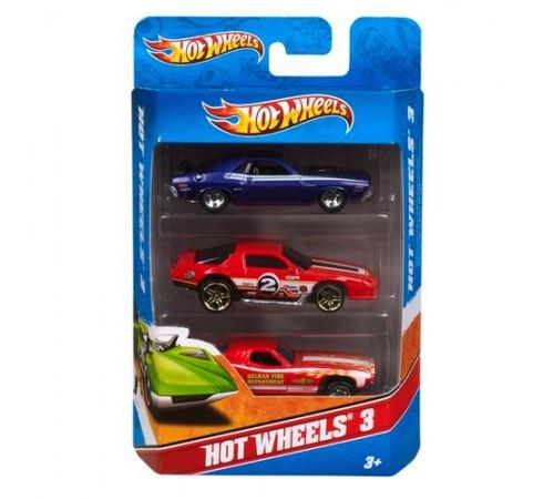 hot wheels К5904 un set de mașini de bază  În stoc.
