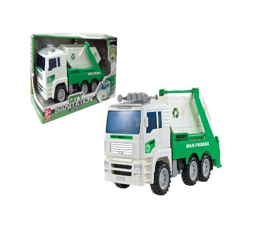 """Jucării pentru Copii - Magazin Online de Jucării ieftine in Chisinau Baby-Boom in Moldova op МЕ01.149 mașină inerțială """"camion de gunoi"""""""