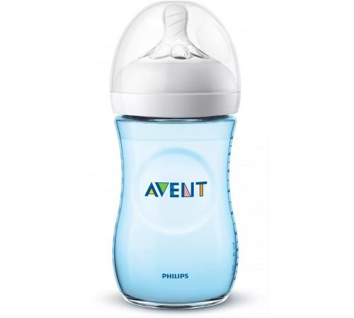 "avent scf035/17 Бутылочка для кормления ""naturall 2.0"" 260 мл. (1 м+) 1 шт."