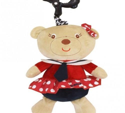 "Jucării pentru Copii - Magazin Online de Jucării ieftine in Chisinau Baby-Boom in Moldova baby mix tk/p/2553-3700 jucaria pentru calatorie ""ursulet"""