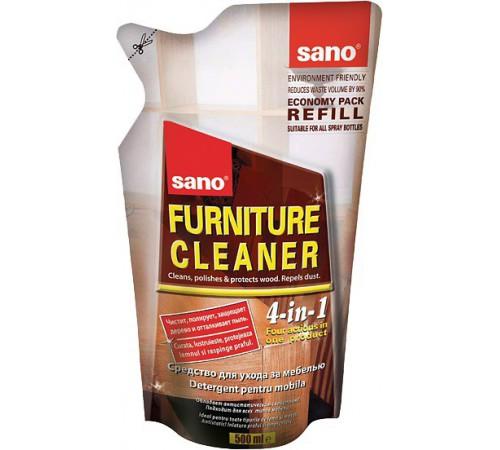 sano furniture Средство для мебели (запаска) 500 мл. 292434