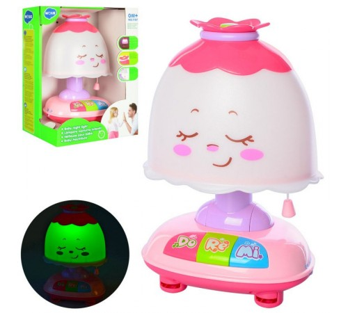 hola toys 1107 Музыкальный ночник