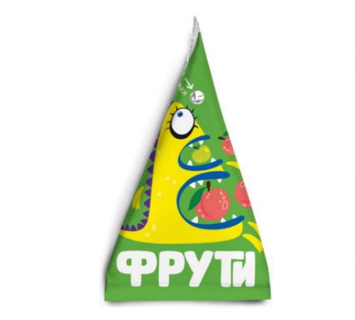 """""""Маленькое счастье"""" piure """"Фрути""""de mere, piersici 65 gr. (3+)"""