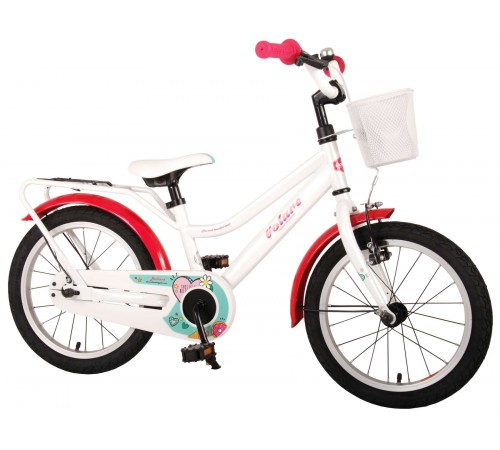 """volare 91663 Велосипед 16 """"brilliant white"""" белый"""
