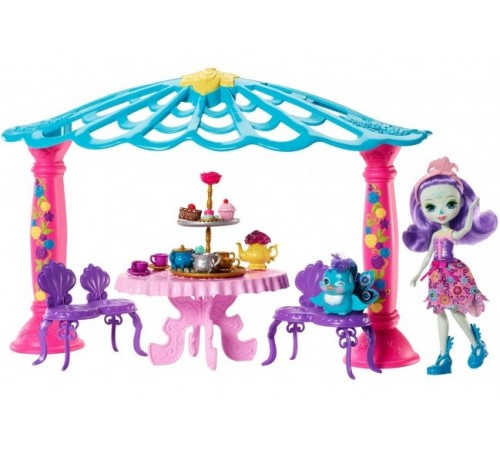 "enchantimals frh49 set ""pavilion pavlin petter"""