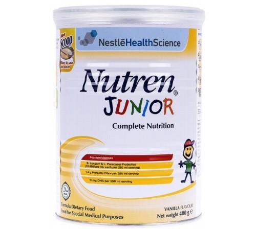 Детское питание в Молдове nestle nutren junior prebio (от 1 года до 10 лет) 400 гр.