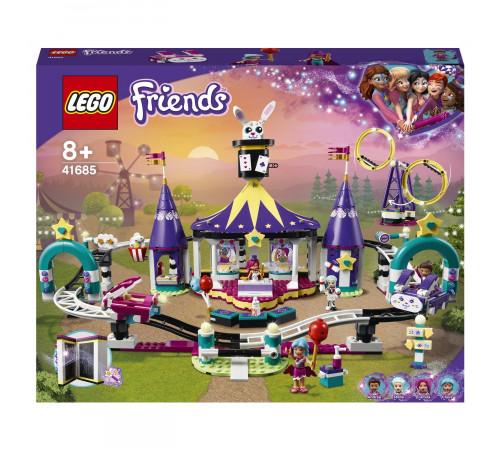 "lego friends 41685 Конструктор ""Американские горки на Волшебной ярмарке"" (974 дет.)"