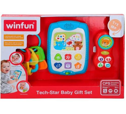 winfun 46329 Набор музыкальных игрушек (3 шт.)