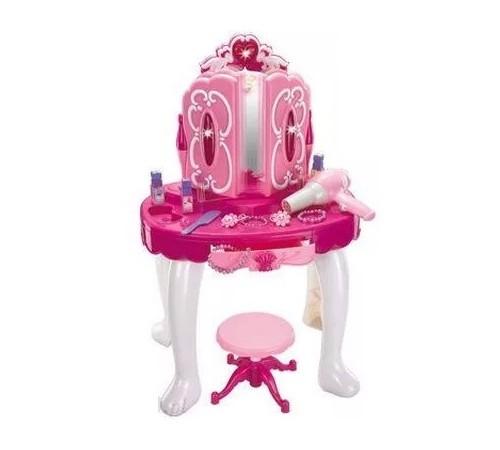 """Детскиймагазин в Кишиневе в Молдове baby mix stf-008-19 Туалетный столик """"Волшебное зеркало"""""""
