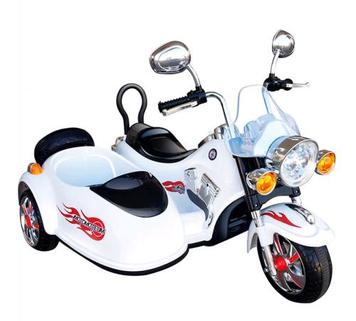 baby mix ur-sx138 Мотоцикл на аккумуляторе  белый
