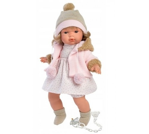 Jucării pentru Copii - Magazin Online de Jucării ieftine in Chisinau Baby-Boom in Moldova llorens păpușa interactiva susa 38560 ( 38 cm.)