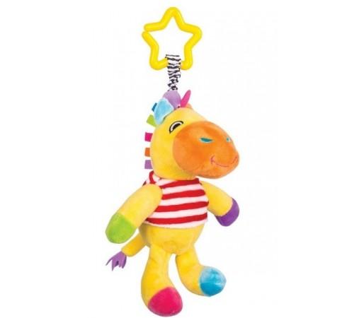 """Детскиймагазин в Кишиневе в Молдове happy snail 14hs012pgr Игрушка-подвеска """"Жираф Спот"""""""