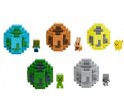 minecraft fmc85 Яйцо Призыва с мини-фигуркой моба в асс.