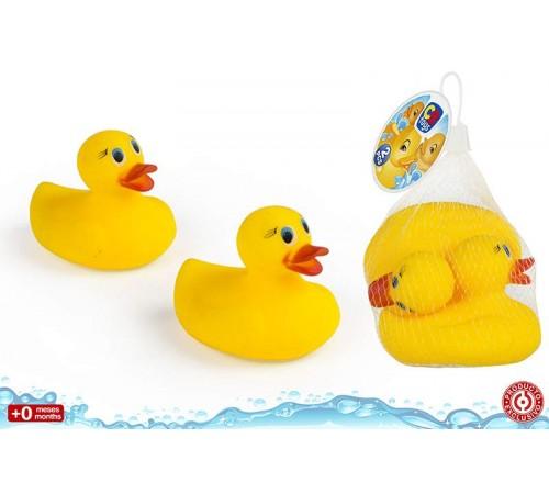 color baby 37159 Игрушка для ванны уточки 2 шт