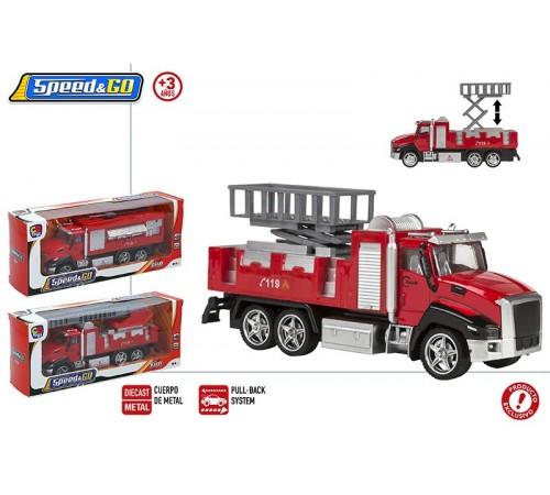 color baby 43575 Транспорт грузовой speed & go
