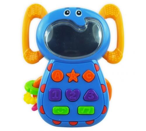 baby mix  kp-0680a  muzică zuruitoare-telefon elefant