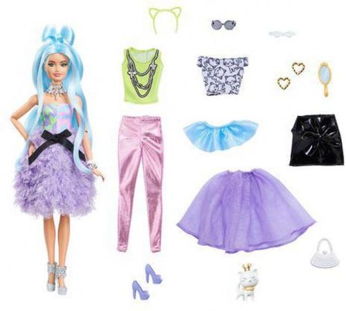 """barbie gyj69 Кукла """"extra"""" серии """"Миксуй и комбинируй"""""""