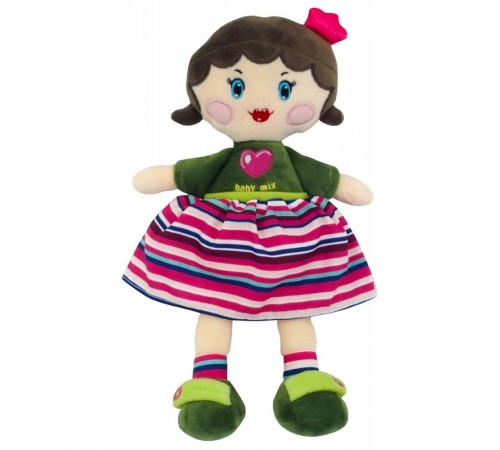 "baby mix ef-te-8555-30 păpușă de pluș ""alexa"""