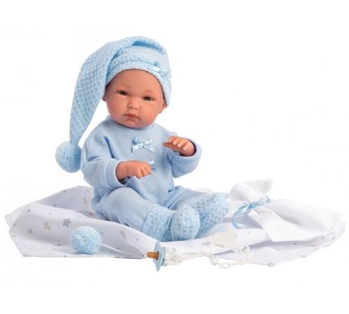"""Детскиймагазин в Кишиневе в Молдове llorens Кукла """"Малыш Бимбо"""" с покрывалом 63559 (35 см.)"""