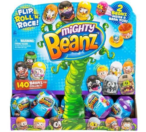 "mighty beanz 66500 jucărie ""container cu 2 fasole"""