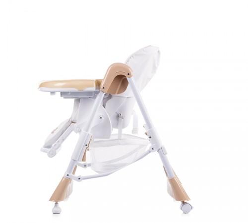 chipolino стул для кормления comfort plus  sthc01701be бежевый