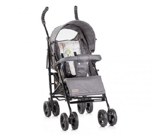 chipolino коляска летняя sisi lkss01702gr графит