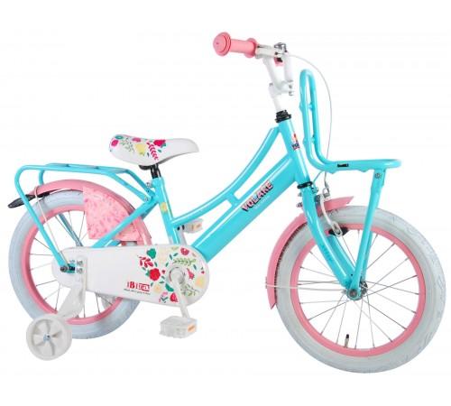 """volare Велосипед """"ibiza 16"""" 91611 голубой"""