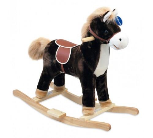 baby mix fl-xr317f Лошадь-качалка