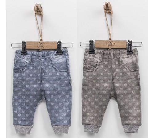 Одежда для малышей в Молдове  kitikate s10985 Штанишки 3d в асс.