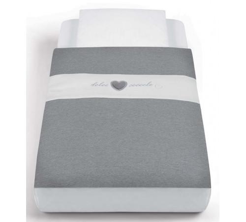 cam Постельное бельё для колыбели cullami 153 темно-серый