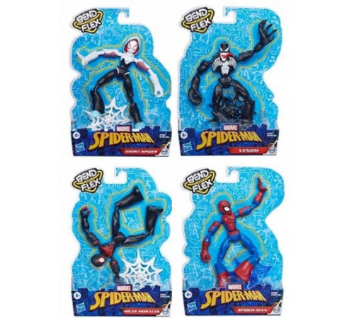 """spider-man e7335 figurile personajelor filmului """"spiderman"""" în sort."""