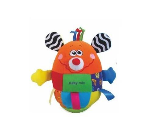 """Детскиймагазин в Кишиневе в Молдове baby mix  ef-te-8151-20 m Игрушка плюшевая музыкальная """"Мышка"""""""
