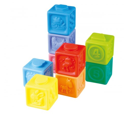 playgo 2407 cuburi tactile