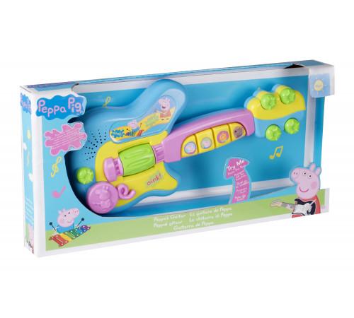 "peppa pig1684243.inf19 Музыкальная игрушка ""Гитара"""