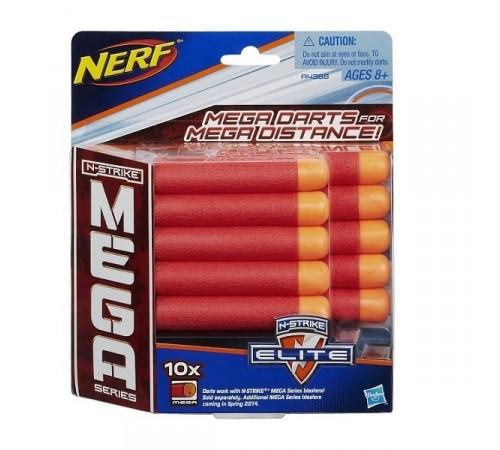 """nerf a4368 set de 10 săgeți pentru blastere """"mega"""""""