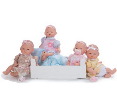 """Детскиймагазин в Кишиневе в Молдове nines Кукла """"sueÑecitos"""" 100 (26 см.)"""
